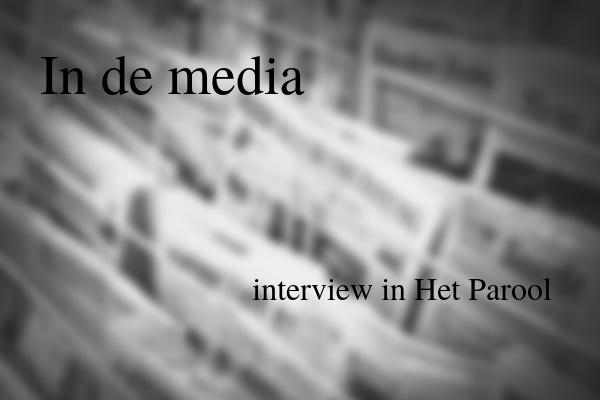 interview in het parool